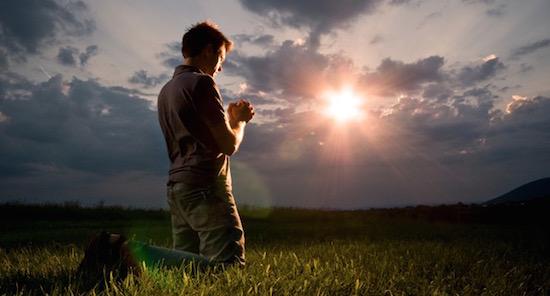 orar ao pai celeste
