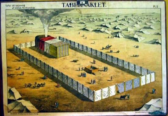 tabernaculo Moises