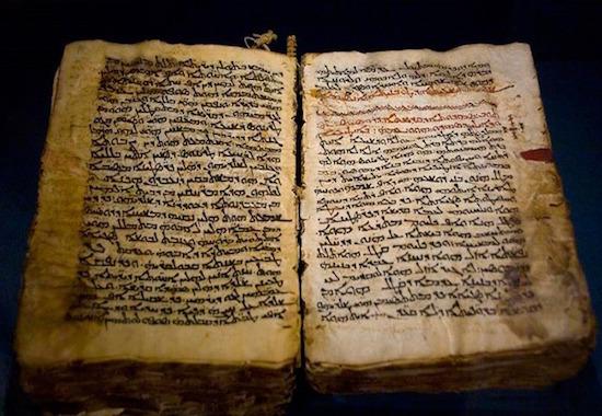 biblia antiga