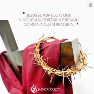 jesus suportou