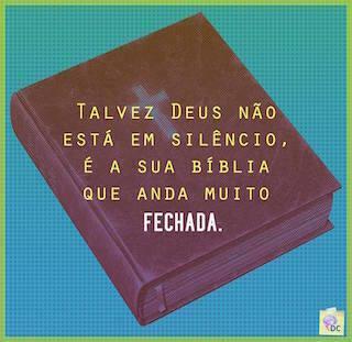 biblia fechada