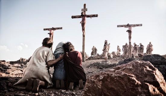 Jesus morreu por mim