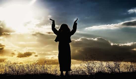 orando todo dia