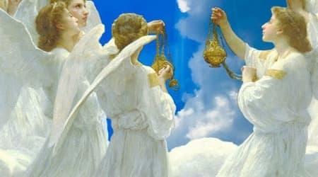 Há classes diferentes de anjos
