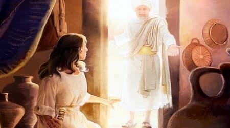 Os anjos Aparecem Quando Querem e Com Qualquer Aparência?