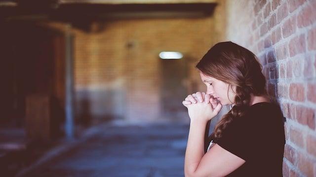 Oração do penitente salmo 6