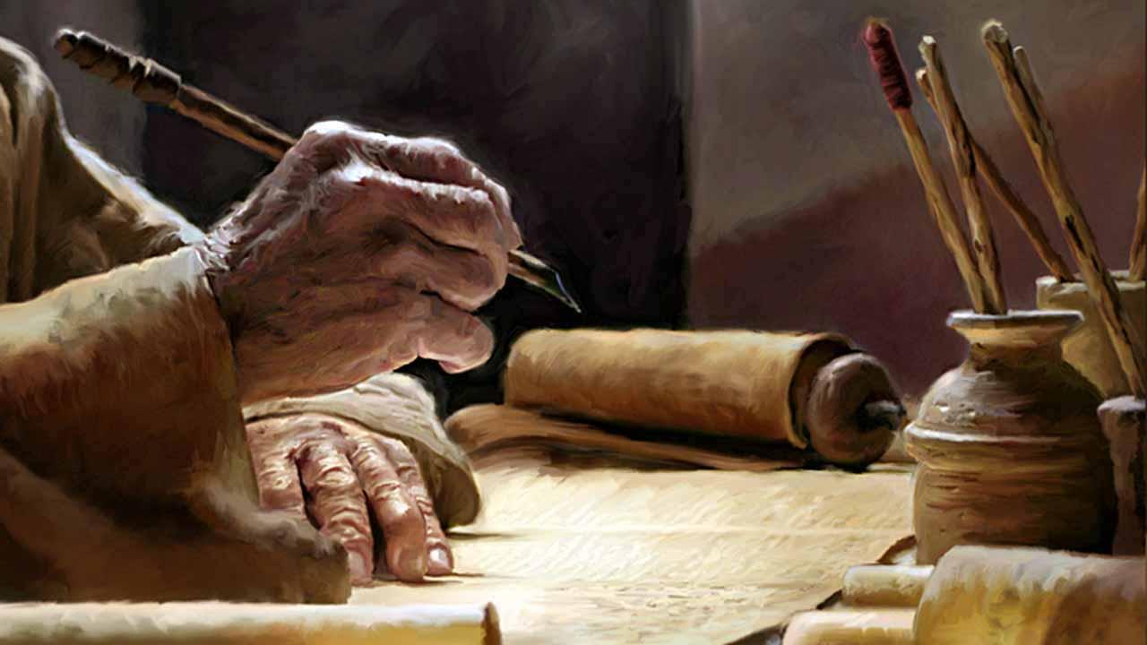 As Escrituras Testificam de Jesus Cristo - João 5.39